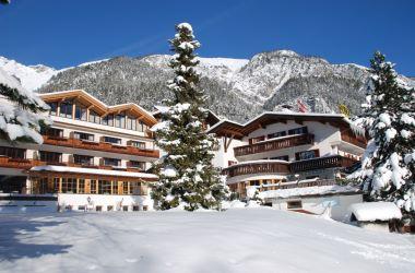 Hotel Gridlon im Winter