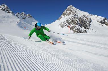 Pistenspaß am Arlberg