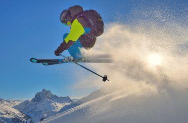 Skivergnügen am Arlberg