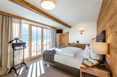 Suite Valluga Schlafzimmer